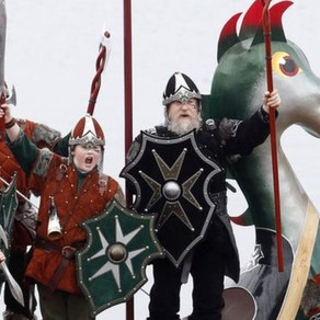 The Vikings are coming !