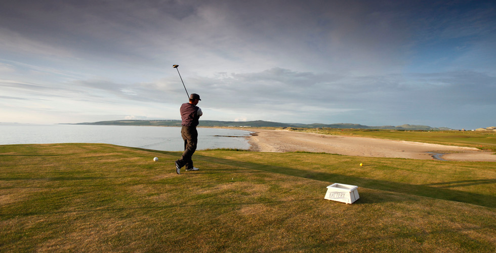 Machrihannish Golf, Mull of Kintyre