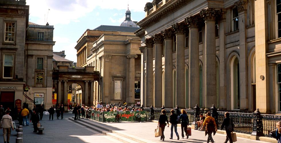 Exchange Square, Glasgow
