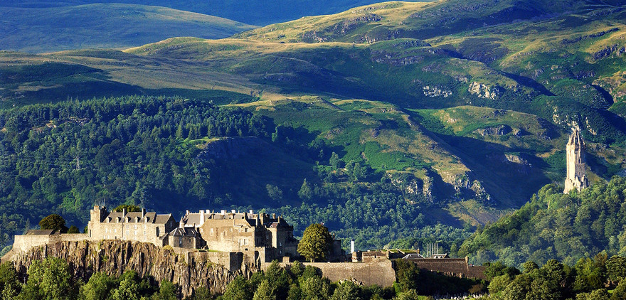 Stirling Castle & Wallace Monument