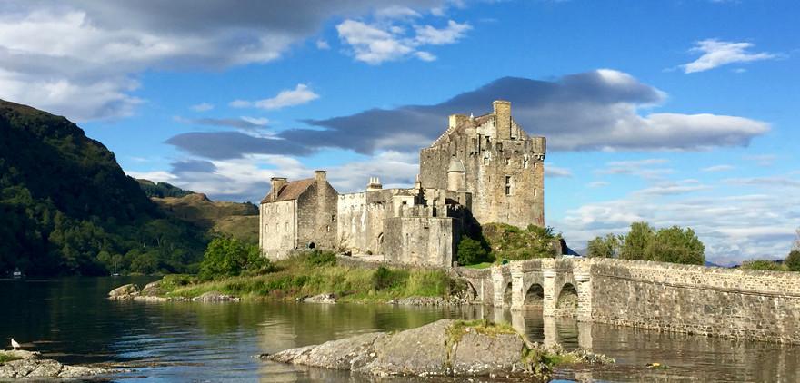 Eilean Dolan Castle