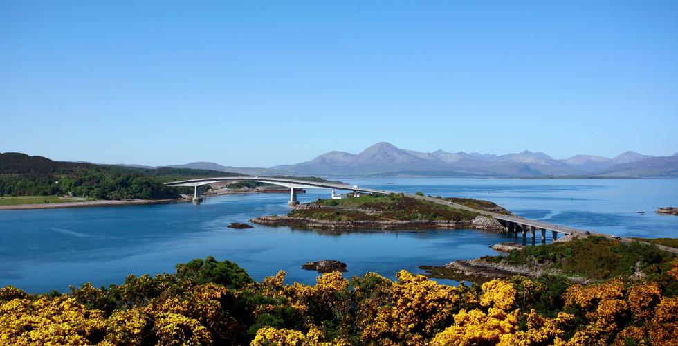 Bridge to Isle of Skye