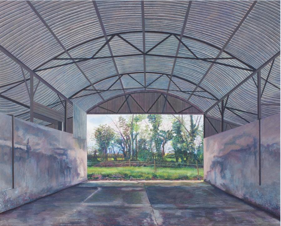 Dan Browne's Barn