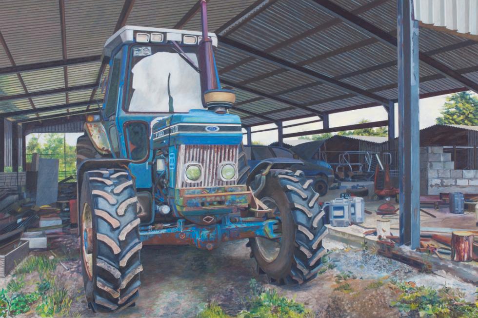 Morgan Murphy's Tractor