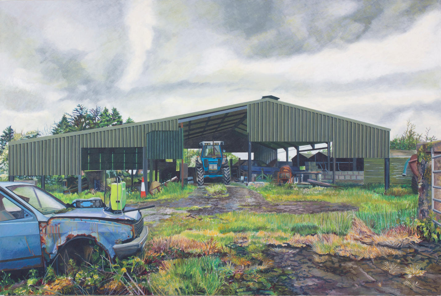 Morgan Murphys Barn