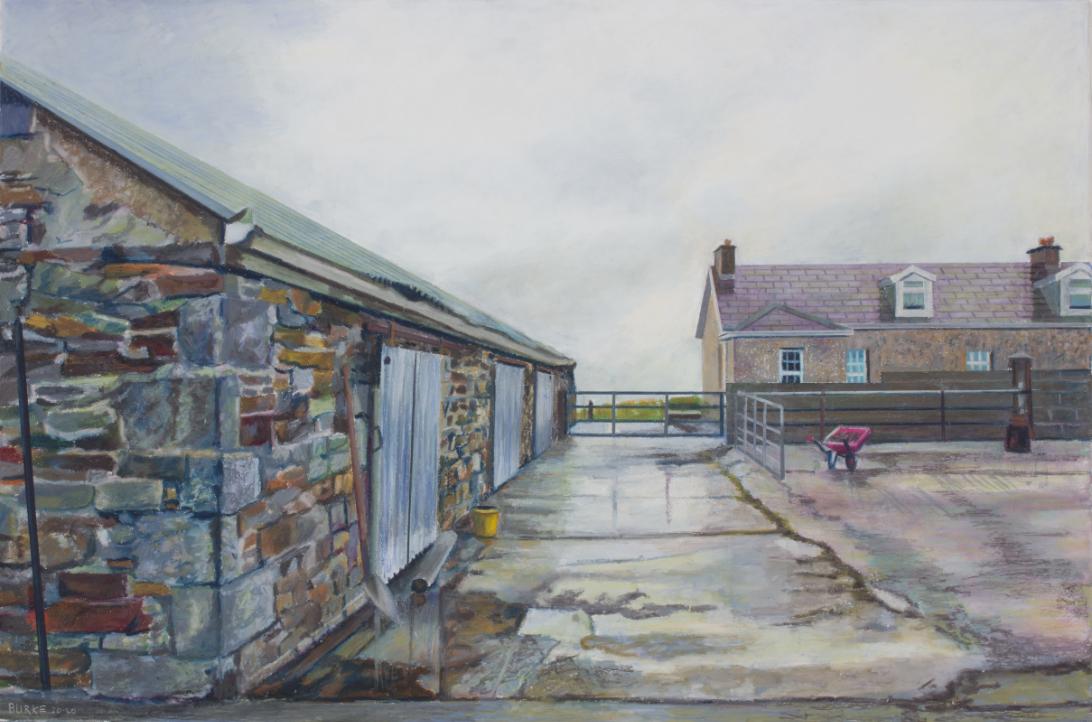 June Danaher's Yard