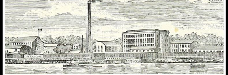 Cleeves Factory sketch