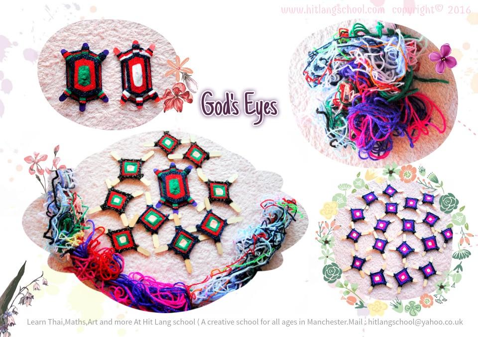 God's eyes 2016