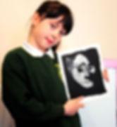 Sadie  Wilson -Cool artist- winner art-Art for Children-Hit Lang School