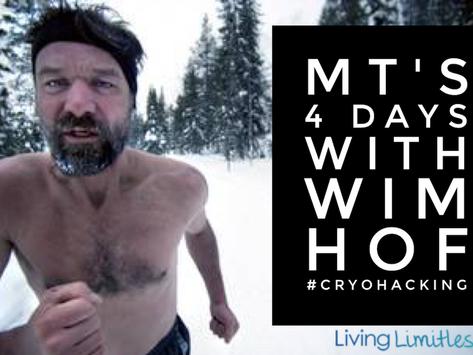 4 Days with Wim Hof (Part 1)