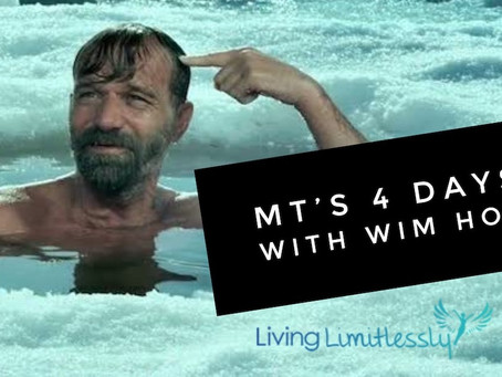 Podcast #18 - Wim Hof - 4 Days with Wim Hof (Part 3)