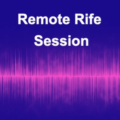 Remote Rife Session