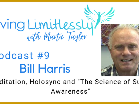 Podcast #9 - Bill Harris - Holosync Meditation