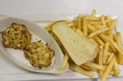Entree - Broiled Crab Cakes
