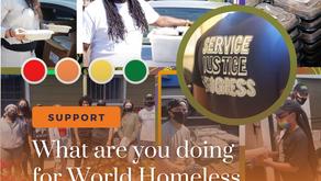 Honor World Homeless Day