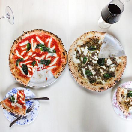 Neapolitan Pizza / Forno Rosso