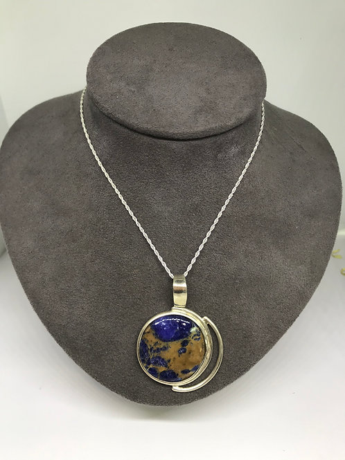 Sodalite World Necklace
