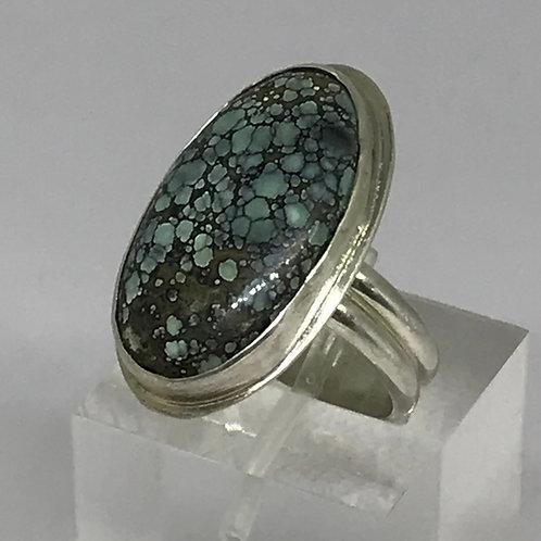 Star Fox Variscite Ring
