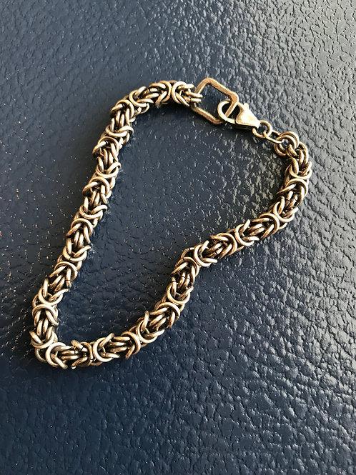 Men's Byzantine bracelet