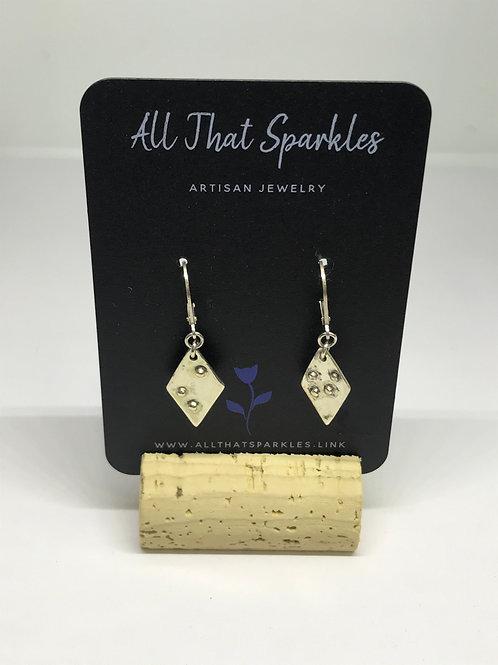 """""""Diamond"""" Earrings"""