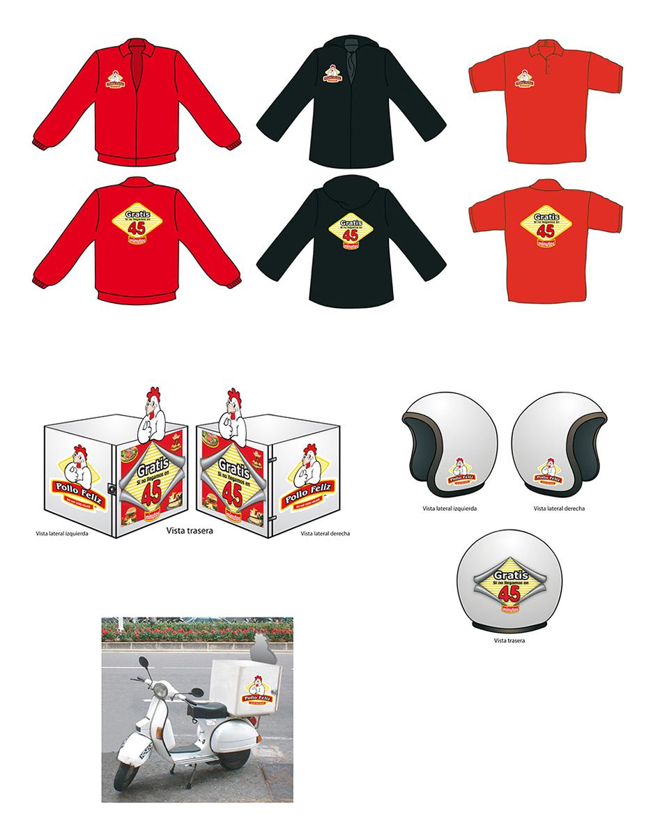 Uniforms & Label Advertising