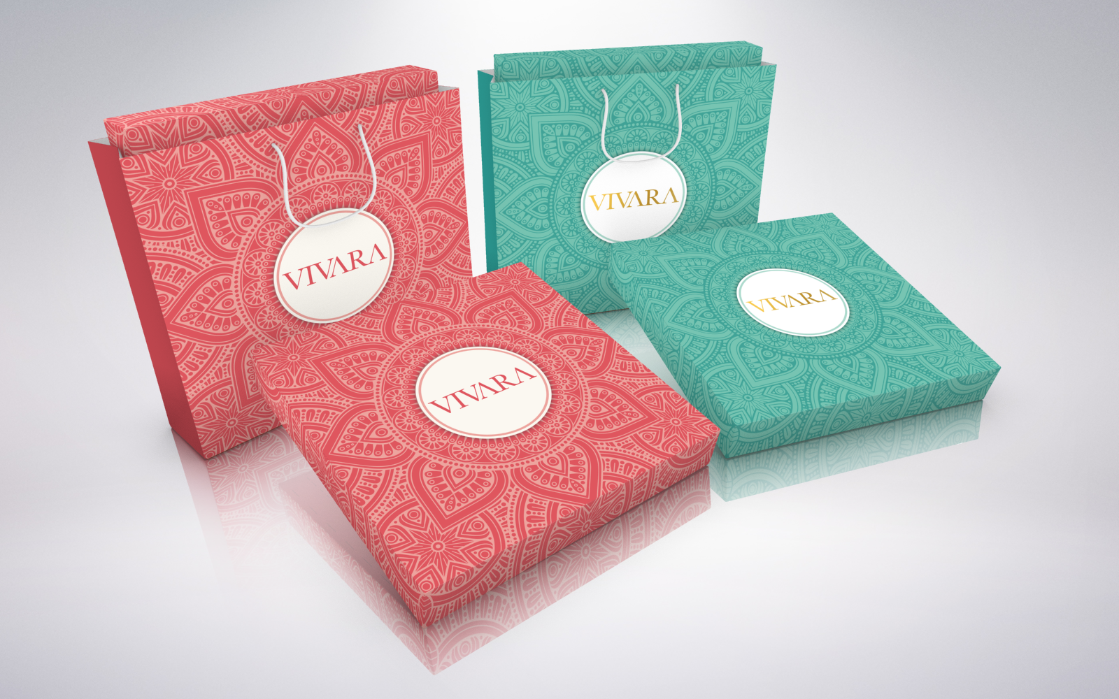 VIVARA -scarves-