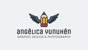 Y con ustedes, mi nueva Imagen corporativa, logotipo y website!