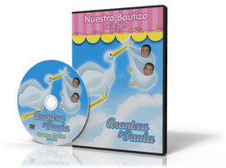 DVD and CD Design