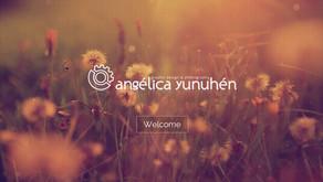 Una nueva imagen de mi website, para el nuevo año.