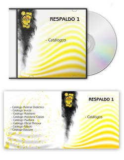 CD Cover, Area diseño