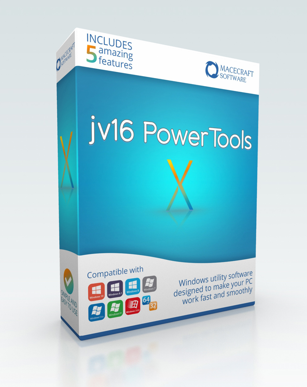 jv16 PowerTools 2015 3D BOX