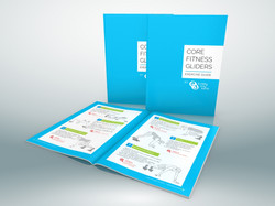 Exercise Guide CORE FITNESS GLIDERS