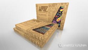 Mi nuevo diseño: Empaque para Artiz.com