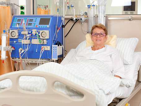 Dialysis and mental health