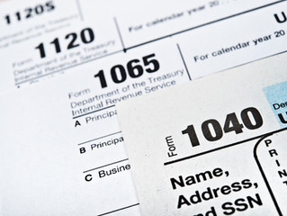 Common IRS forms for Americans living in Canada