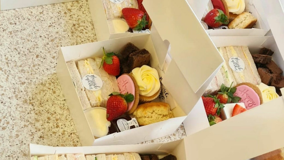 MOTHERS DAY AFTERNOON TEA MINI BOX