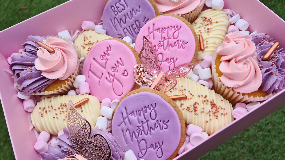 MOTHERS DAY LUXURY TREAT BOX