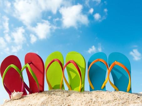 8 dicas para não passar perrengue no verão