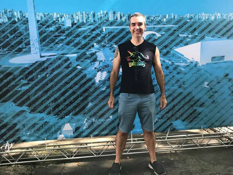 Gay Games Paris 2018 terá atleta do Unicorns na delegação Espírito Brasil