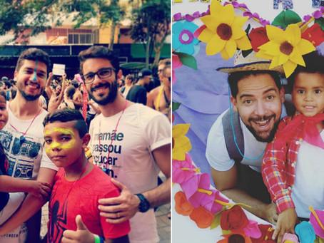 Gay, pai e muito feliz: uma série de histórias de amor III