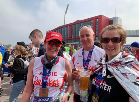 It's a marathon, not a sprint (pt 1)