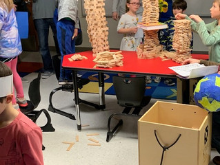 Keva Planks donated for Dudley's Inquiry Learning Lab project!