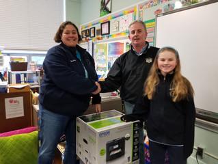 Technology for Holy Cross Elementary!