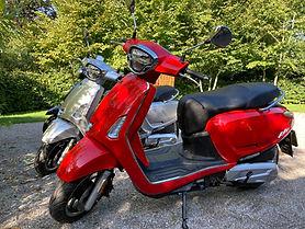 Vitesje scooter vespa verhuur westhoek03