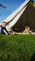 kampern op hoeve maedelstede
