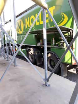 Voeders Nollet camion silowagen