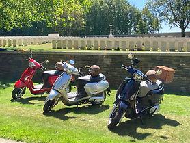 Vitesje scooter vespa verhuur westhoek09