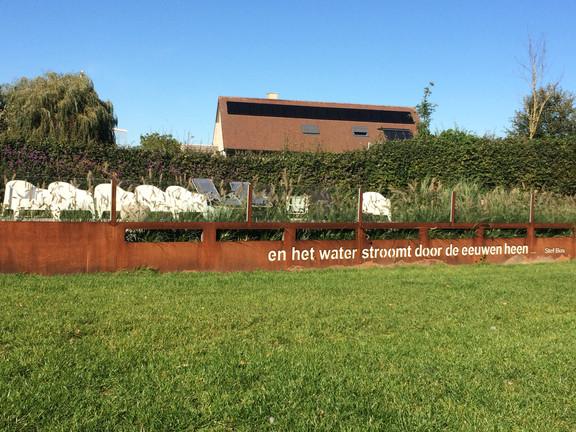 Hof ter Lo_Zwembad_Vakantiewoningen West