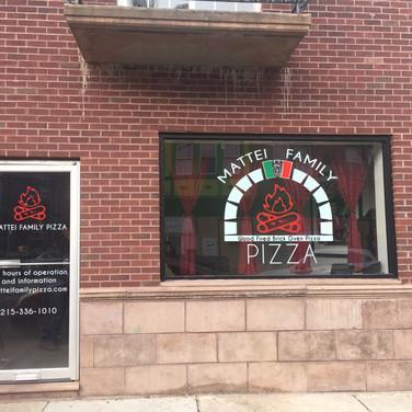 MATTEI FAMILY PIZZA