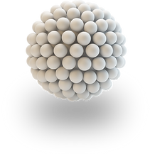 3Dボール
